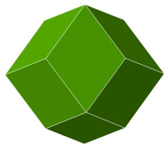 The Rhombic Dodecahedron